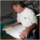 Mike Minchinton Surfboard Shaper